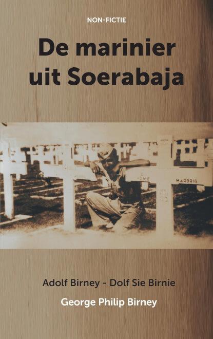 Cover De marinier uit Soerabaja