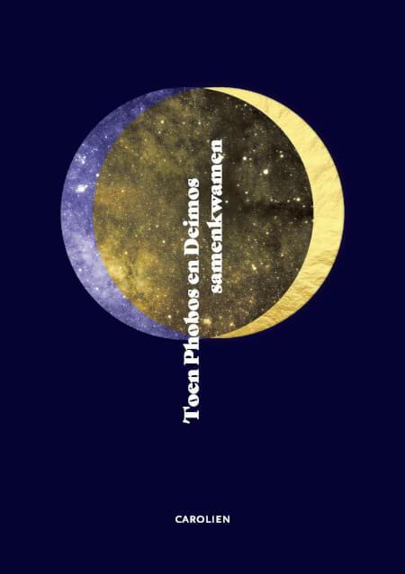 Cover Toen Phobos en Deimos samenkwamen