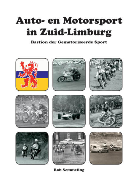 Cover Auto- en Motorsport in Zuid-Limburg