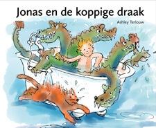 Cover Jonas en de koppige draak