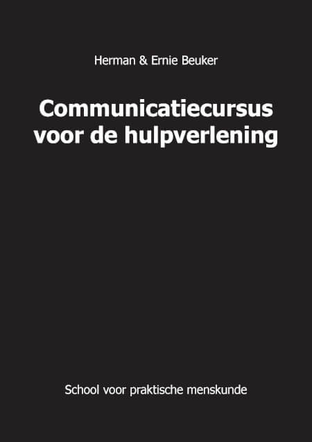 Cover Communicatiecursus voor de hulpverlening