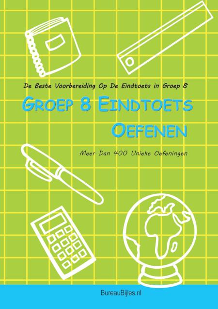 Cover Eindtoets Groep 8 Oefenen