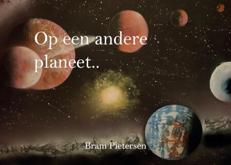 Cover Op een andere planeet