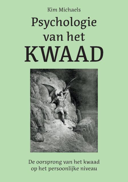 Cover Psychologie van het Kwaad