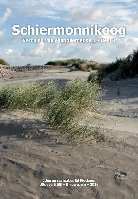 Cover Schiermonnikoog, verhalen van eilandliefhebbers deel 3