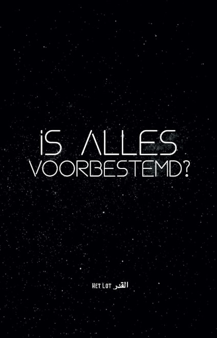 Cover is Alles Voorbestemd