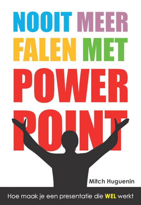 Cover Nooit meer falen met PowerPoint