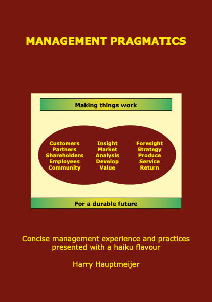 Cover Management Pragmatics