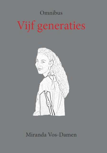Cover Vijf generaties