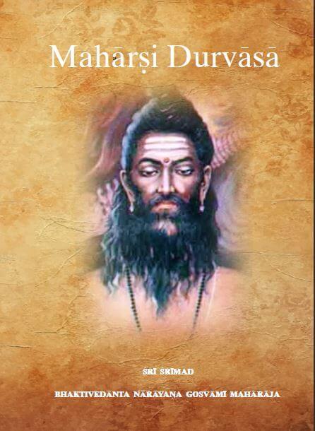 Cover Maharsi Durvasa
