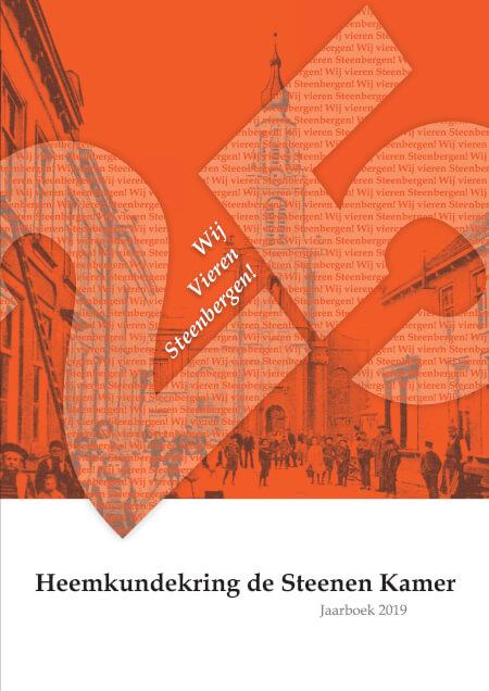 Cover Jaarboek De Steenen Kamer 2019