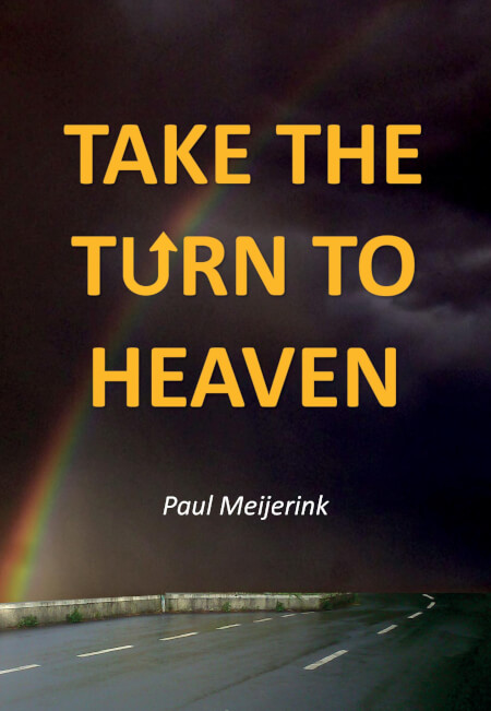 Cover Take the turn to heaven