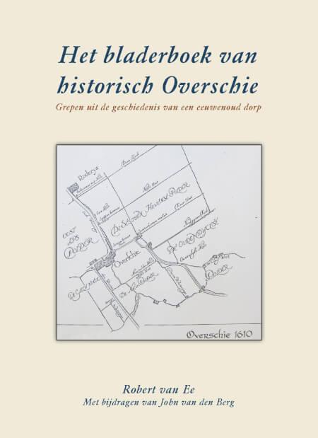 Cover Het bladerboek van historisch Overschie