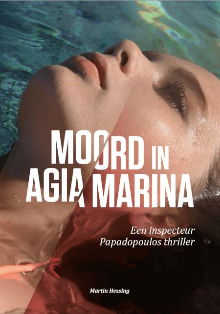 Cover Moord in Agia Marina