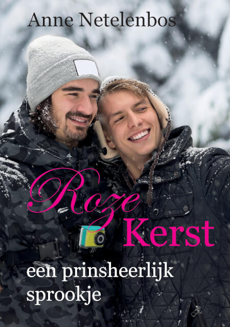 Cover Roze Kerst