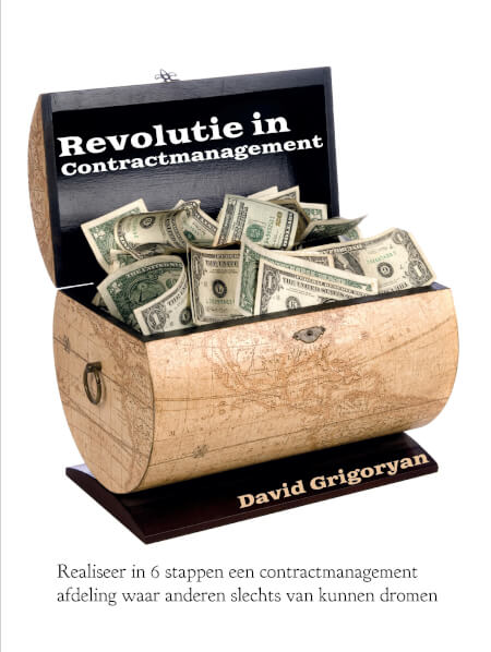 Cover Revolutie in Contractmanagement