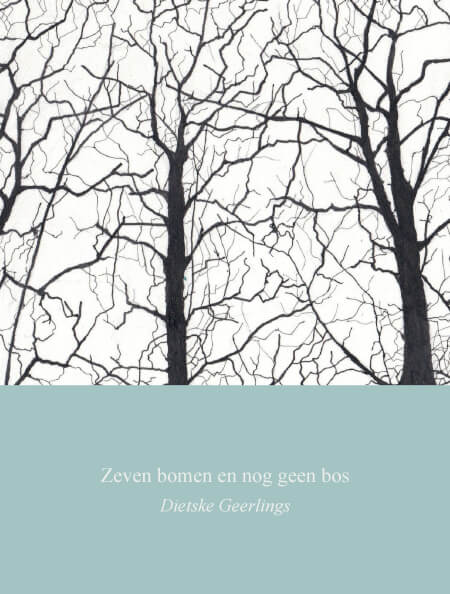 Cover Zeven bomen en nog geen bos
