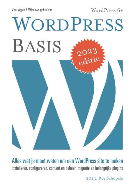 Cover WordPress Basis