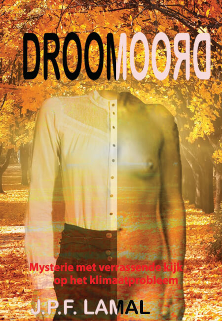 Cover Droomoord