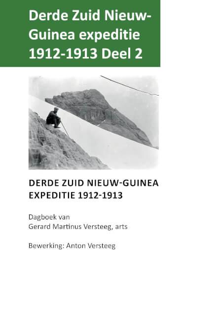 Cover Dagboek Derde Zuid Nieuw-Guinea Expeditie deel 2
