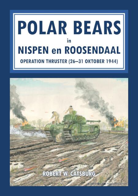 Cover POLAR BEARS in NISPEN en ROOSEDAAL