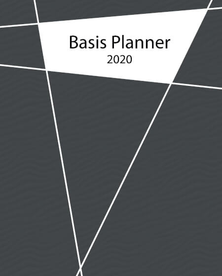 Cover Basis Planner 2020
