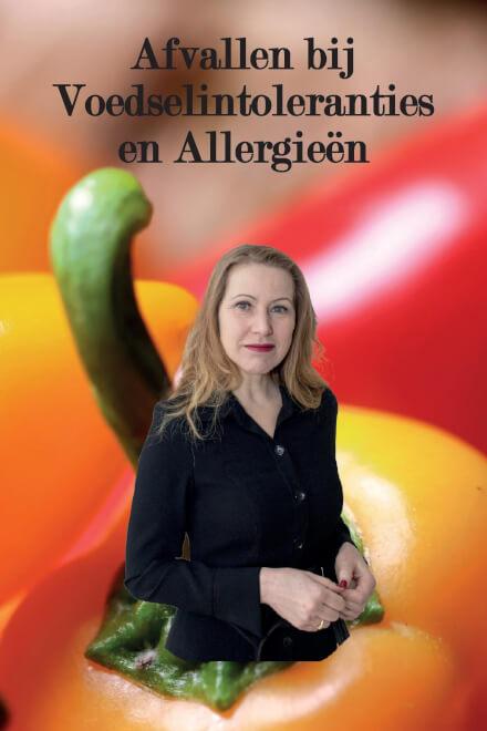 Cover Afvallen bij Voedselintoleranties en Allergieën