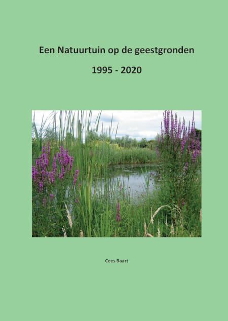 Cover Een Natuurtuin op de geestgronden 1995 – 2020