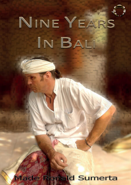 Cover Nine years in Bali