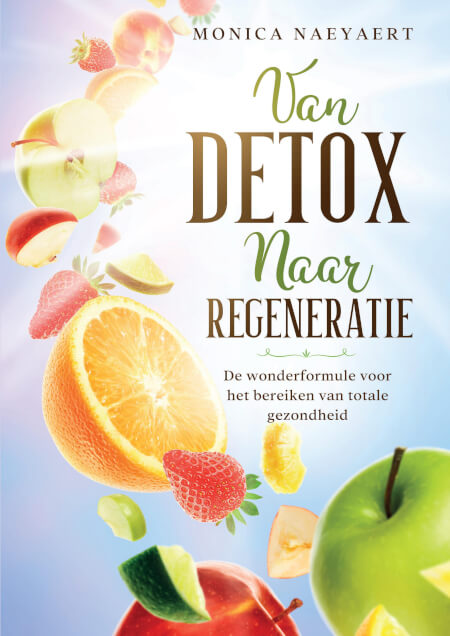 Cover Van Detox naar Regeneratie