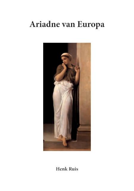 Cover Ariadne van Europa
