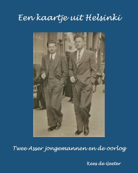 Cover Een kaartje uit Helsinki (paperback)
