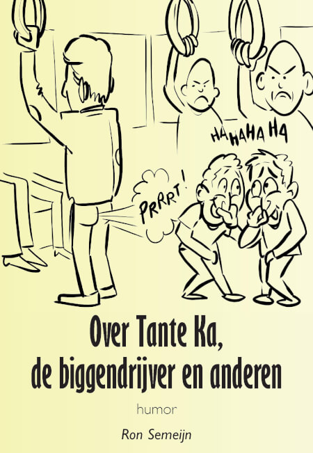 Cover Over Tante Ka, de biggendrijver en anderen