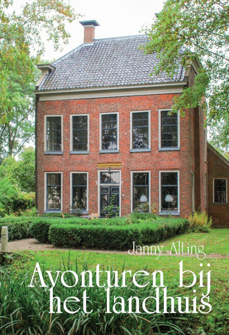 Cover Avonturen bij het Landhuis