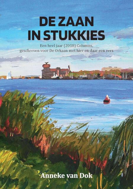 Cover De Zaan in stukkies