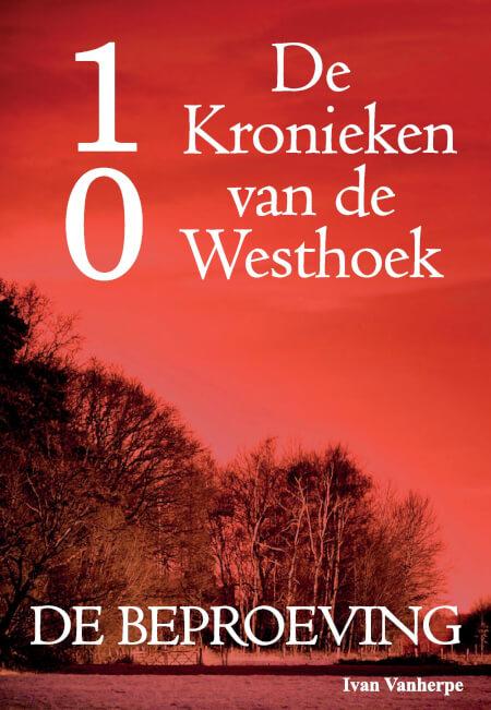 Cover De Kronieken van de Westhoek - deel 10 -