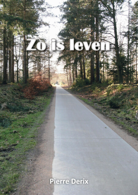 Cover Zo is leven