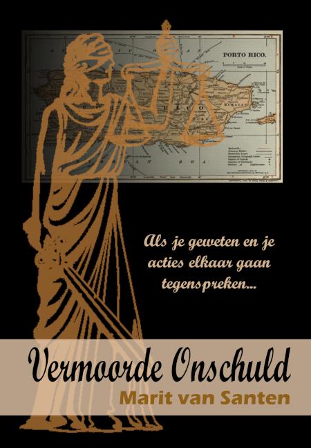 Cover Vermoorde Onschuld