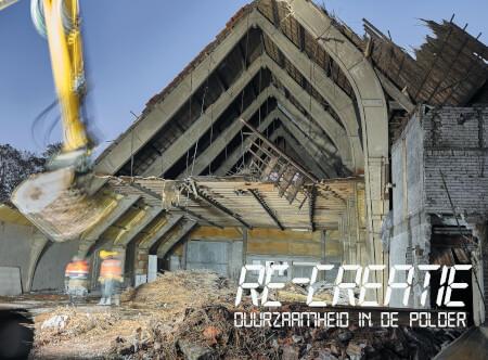 Cover Re-creatie Wieringermeer