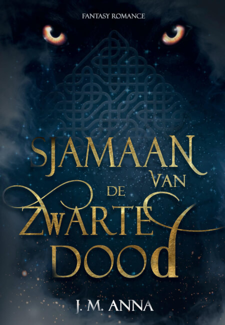 Cover Sjamaan van de Zwarte Dood