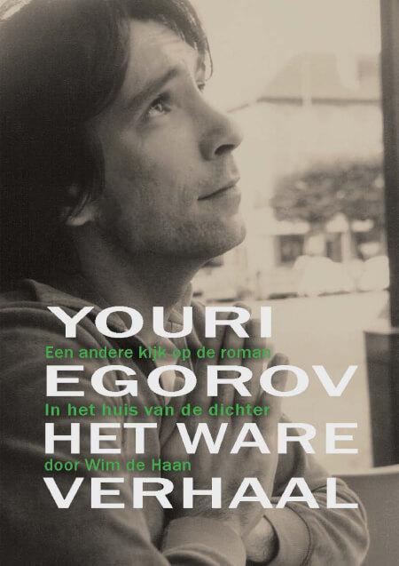 Cover Youri Egorov. Het ware verhaal.