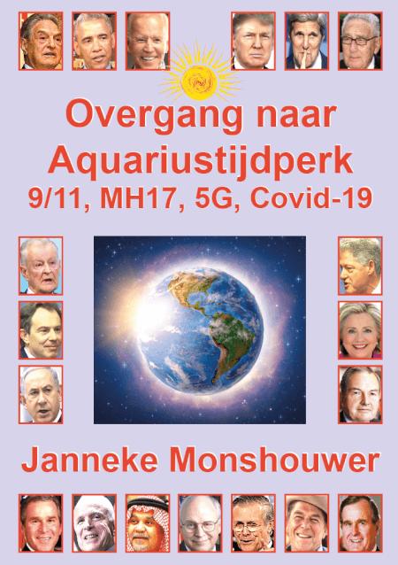 Cover Overgang naar het aquariustijdperk
