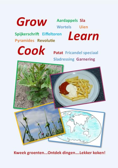 Cover Grow Learn Cook