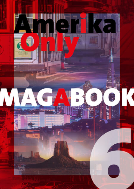 Cover Amerika Only Magabook 6