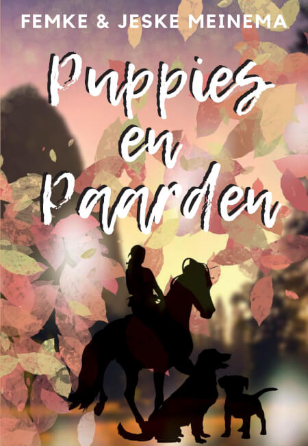 Cover Puppies en Paarden