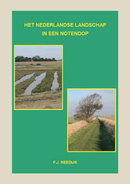 Cover Het Nederlandse landschap in een notendop