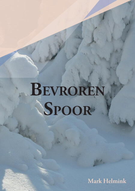 Cover Bevroren Spoor (paperback)