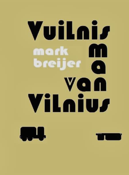 Cover Vuilnisman van Vilnius