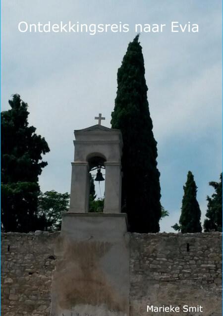 Cover Ontdekkingsreis naar Evia