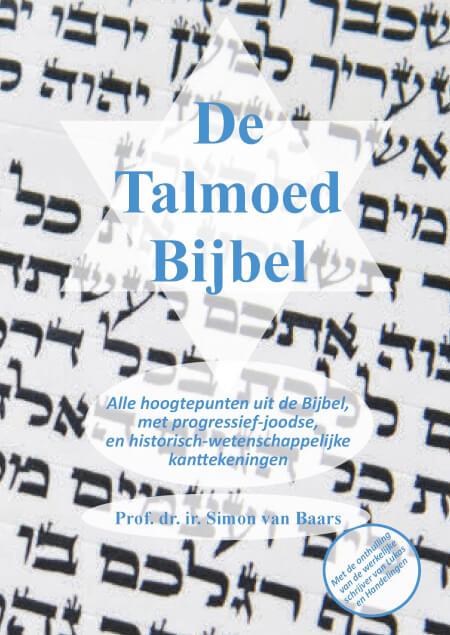 Cover De Talmoed Bijbel